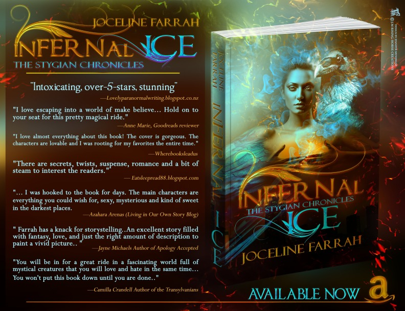 infernal ice 3D BOOK